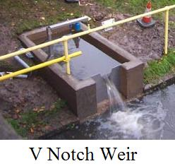 Picture for V notch weir calculator excel spreadsheet